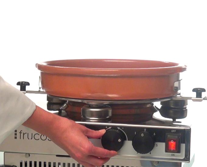 Frucosol bc100 maquina oscilante para cocinar ideal - Maquina de cocinar ...